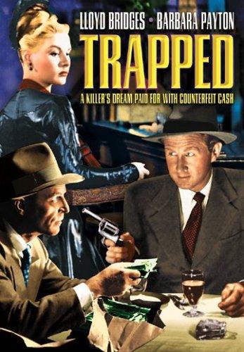 DVD : Trapped (Black & White)