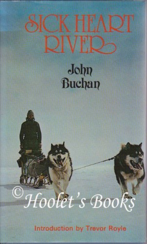 book cover of Sick Heart River