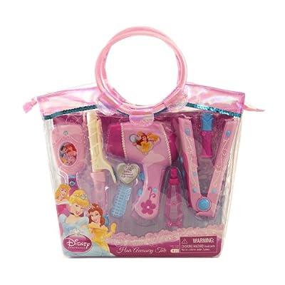 Disney Princess Hair Accessory Tote: Toys & Games