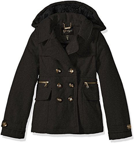 Jessica Double Breasted Peacoat - 3