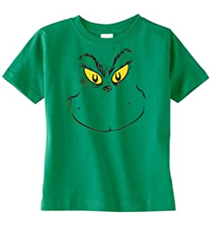 1b946c7f Southern Designs Face of Stink Stank Stunk Toddler T Shirt Holiday and  Christmas Apparel
