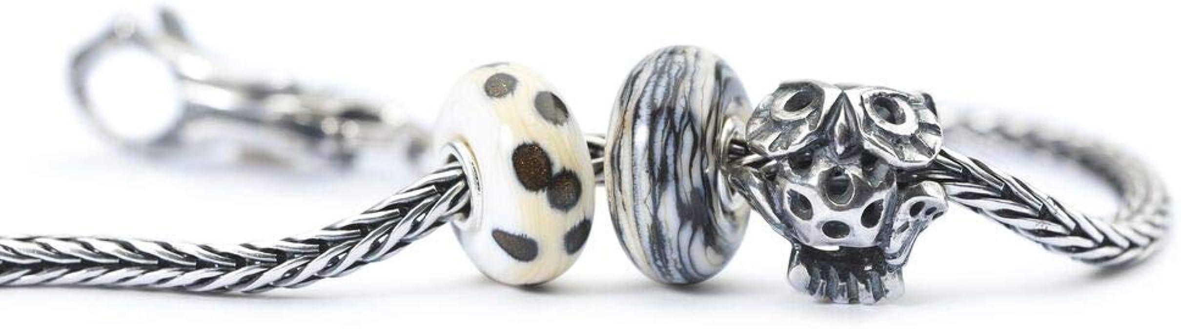 TGLBE-10417 Trollbeads Femme Argent Charms et perles