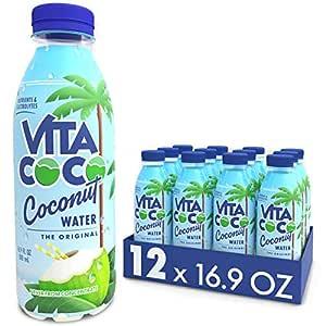 Vita Coco 100% Pure Coconut Water 500ml from Ocado