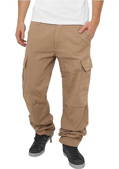 Urban Classics - Camouflage (Beige) - Pantalon cargo - Beige - W30 ... becab45c330b