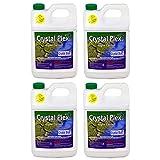 Sanco Liquid Copper Sulfate Crystal Plex 1 Gallon Algae Control, 4-Pack