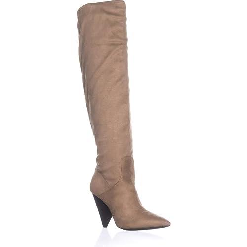 Indigo Rd. Damenschuhe fayen Closed Toe Knee Knee Knee High Fashion Stiefel  Amazon ... 435958