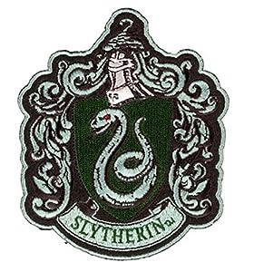 Amazon.com: Harry Potter House of Slytherin Hogwarts Crest