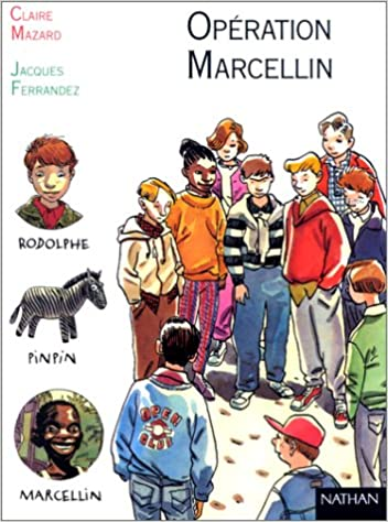 E-books téléchargements gratuits Opération Marcellin PDF RTF DJVU