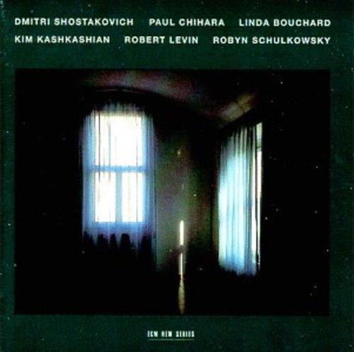 Dmitri Shostakovich Viola - Linda Bouchard: Pourtinade / Paul Chihara: Redwood / Dmitri Shostakovich: Viola Sonata, Op. 147 - Kim Kashkashian