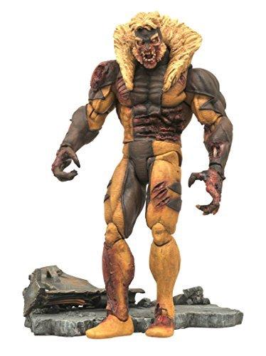 Diamond Select Toys Marvel Select: Zombie Sabretooth Action Figure by Diamond Select