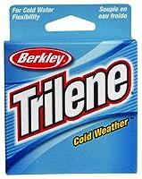 Berkley Trilene Cold Weather Ice Fishing Line (3-Pound,Electric Blue)