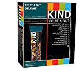KIND Bars Fruit & Nut, Gluten Free, Low Sugar 1.4oz, 24 Bars
