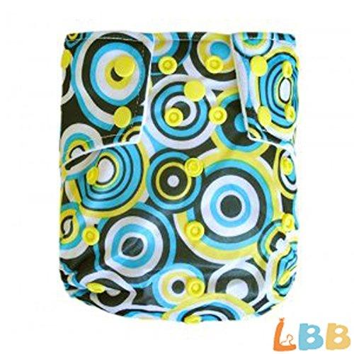 LBB Resuable Washable Adjustable Printed
