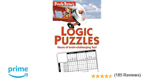 Amazon.com: Logic & Brain Teasers: Books