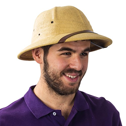 Pith Hat Helmet by Funny Party Hats (Image #2)