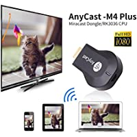GUAITAI M4 Plus Wifi Display Dongle Wireless HDMI TV Receiver 1080P Resolution