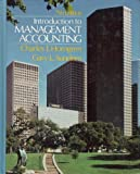 Management Accounting, Charles T. Horngren and Gary L. Sundem, 013487885X
