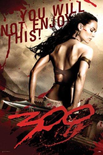 300 Gorgo Not Enjoy This Movie 24X36 Poster Neca0009