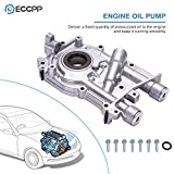 ECCPP Engine Oil Pump OP9002HP 15010-AA232 Fit