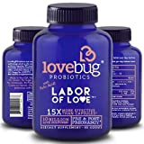 Labor Of Love Pre- & Post-Natal Probiotic Supplement - Best Reviews Guide