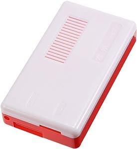 Docooler Seven Tube AM Radio Kit, HX108-2 Seven Tube AM Radio Kit 525-1605KHZ DIY Semiconductor Radio Eletronic Kit