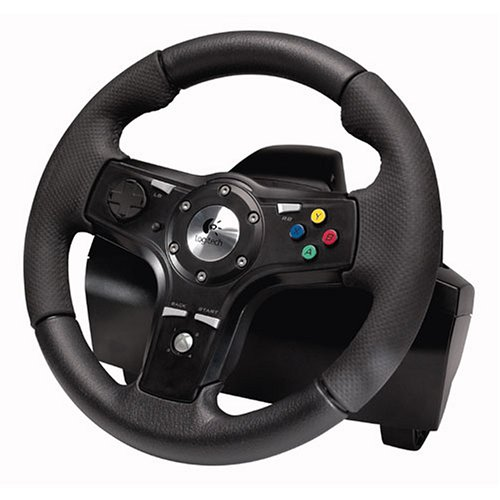 Logitech Drive Fx Racing Wheel For Xbox 360 Manual Free