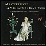 img - for Masterpieces in Miniature: Doll's Houses book / textbook / text book