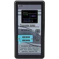 Digital Multimeter Transistortestare, Multifunktionell Digital Transistor Testare Lcd-skärm M328 0,5 Mm - 50 M