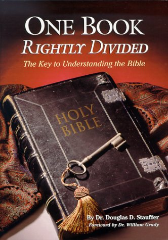 One Book Rightly Divided