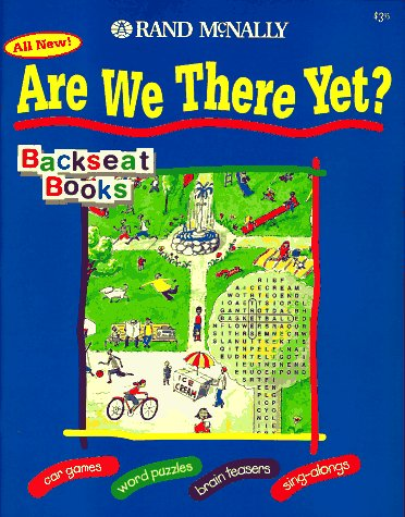 Are We There Yet? (Backseat Books)