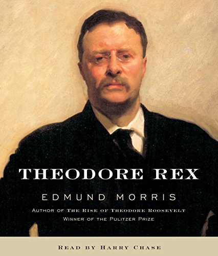 Theodore Rex by Random House Audio