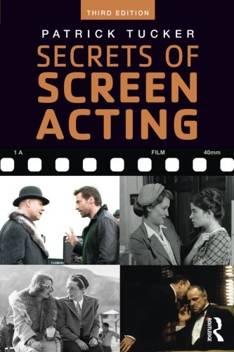 Books On Acting in Amazon Store - Secrets of Screen Acting
