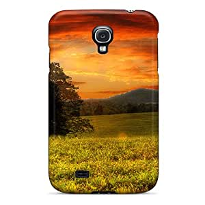 New Shockproof Protection Case Cover For Galaxy S4/ Down To Earth Case Cover