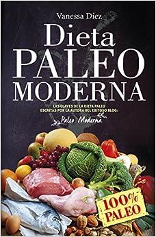 Dieta Paleo Moderna por Vanessa Díez epub
