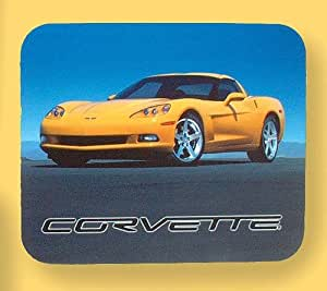 "Corvette C6 Mousepad 8""x9"