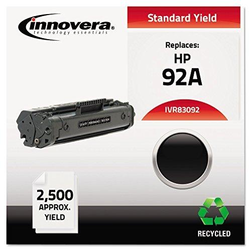 IVR83092 C4092A Innovera - Compatible Hewlett Packard HP 92A HP92A Toner Cartridge - 1 x Black