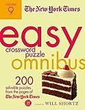 The New York Times Easy Crossword Puzzle Omnibus Volume 9, , 125003258X