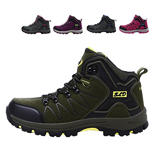 Men's Hiking Shoes Waterproof Anti-Skid Wear Shoes Outdoor Long – Distance Shoes Running Shoes