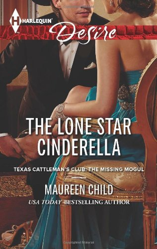 book cover of The Lone Star Cinderella