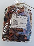 Cinnamon Potpourri Large Bag - Perfect For Any Time Of The Year, But Best In Fall And Winter - Decoration or Bowl Filler