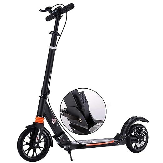Scooters Kick - Patada Plegable para Adultos con Frenos de ...
