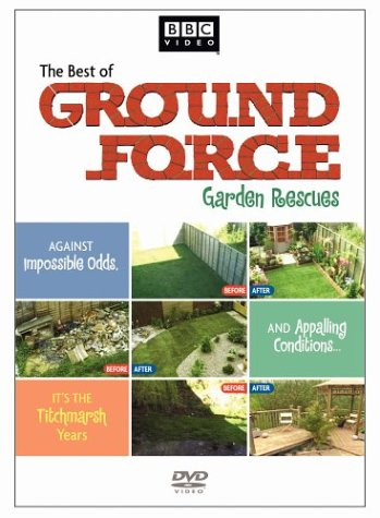 The Best of Ground Force - Garden Rescues by Warner Home Video