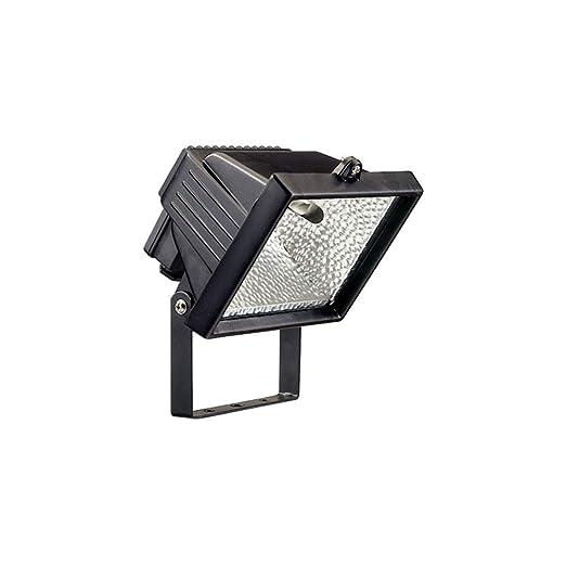 Maurer 19070200 Foco Halogeno 500 W. con lampara 400 W. Ahorro ...