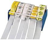Polar Tech 1335 PDL Series Bench Top Durable Metal Label Dispenser, 12-1/2