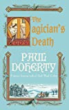 Front cover for the book The Magician's Death by Paul Doherty