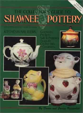 The Collector's Guide to Shawnee Pottery