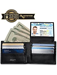 Rfid Wallet Men Electronic Technology Noticeable