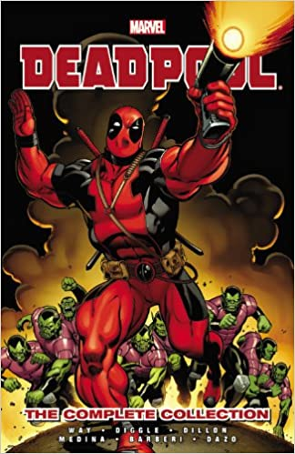 Marvel Deadpool The Complete Collection Volume 1 PaperbackBooks