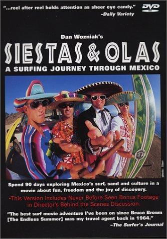 Siestas & Olas - A Surfing Journey Through Mexico by Mutiny Media
