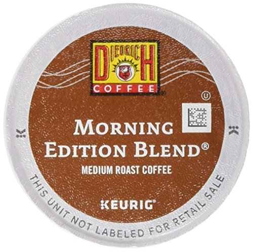 Diedrich Coffee Morning Edition Blend Keurig K-Cups, 24-Count